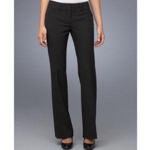 Michael Kors Gramercy Fit Black Dress Pants 4